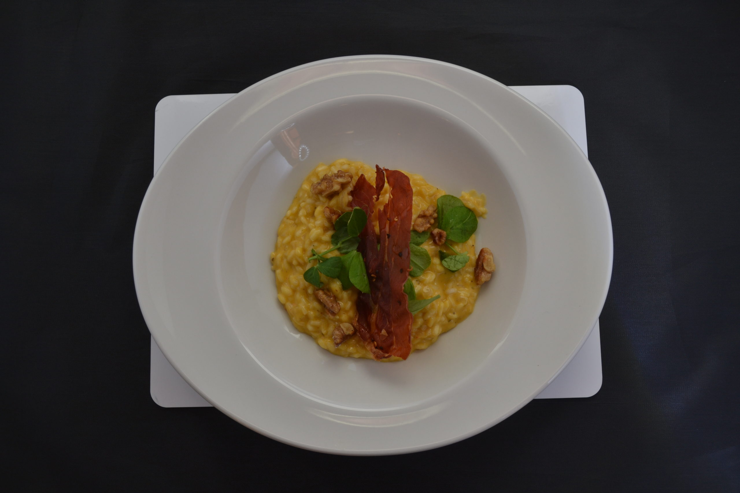 Transform a Simple Risotto